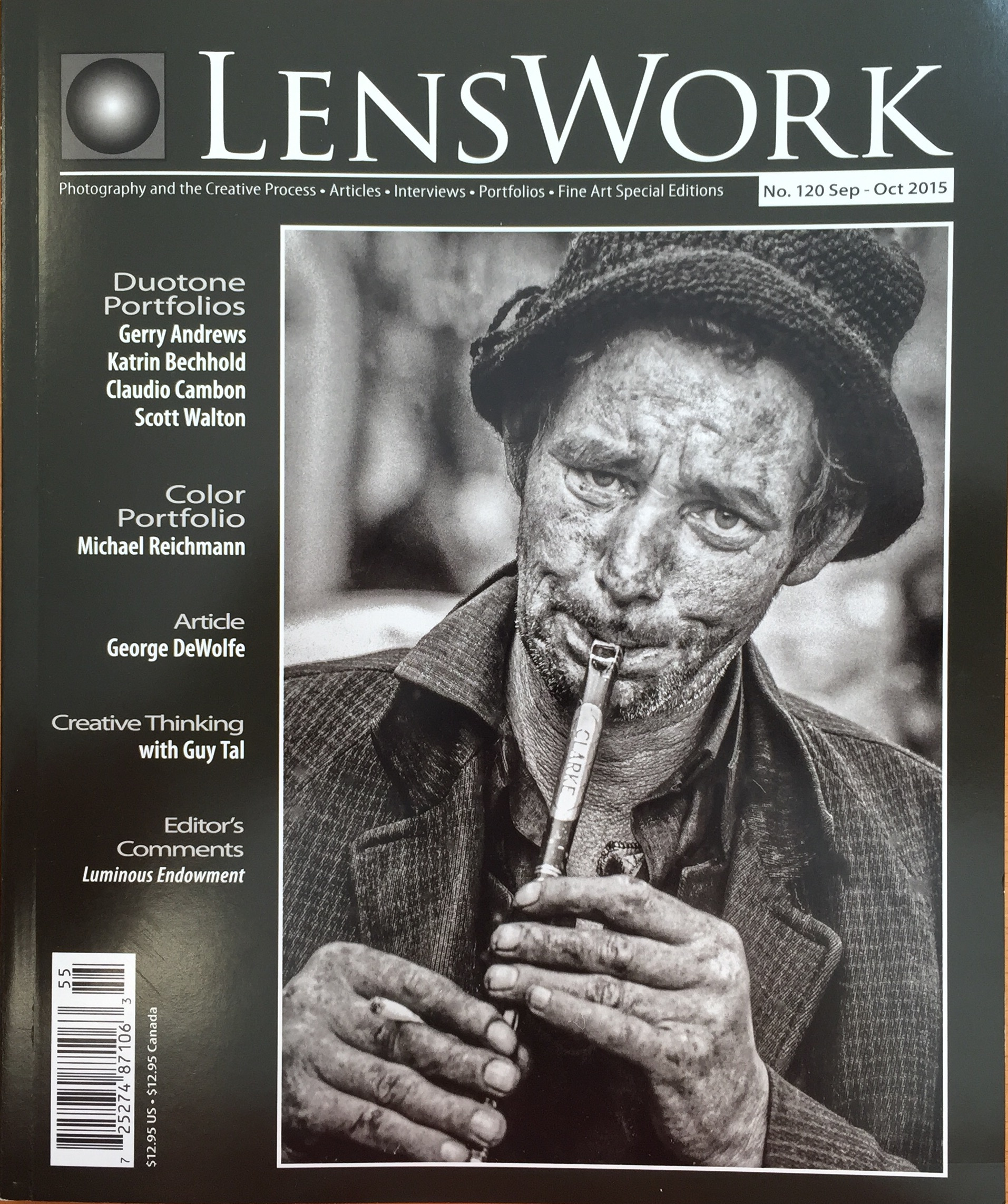 LensWork – Interviews with Photographers